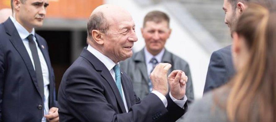 Basescu a lansat un atac dur la adresa ministrului de Interne: Carmen Dan ar trebui sa-si dea demisia. Microfoanele din priza sunt povesti orchestrate de PSD