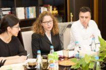 Raportori ai Comisiei Europene s-au intalnit cu primarul Sectorului 6, Gabriel Mutu