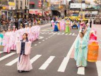 "Practicantii Falun Gong din Romania comemoreaza la Ambasada Chinei 19 ani de la ""apelul de la Zhongnanhai"""