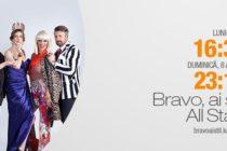 GALA BRAVO AI STIL 8 APRILIE 2018. Editie speciala in ziua de Paste, concurentele poarta tinute spectaculoase