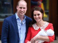 Familia Regala a Romaniei a transmis un mesaj de felicitare Ducelui si Ducesei de Cambridge cu ocazia nasterii celui de-al treilea bebelus