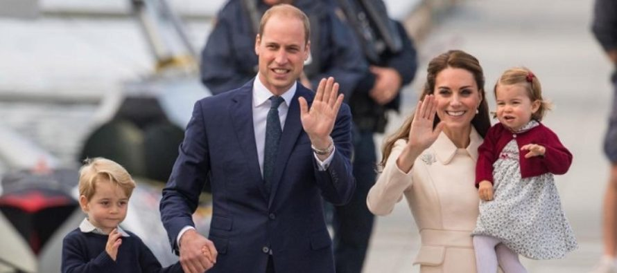 Marea Britanie asteapta al treilea bebelus regal. Kate Middleton a ajuns la spitalul St. Mary insotita de Printul William