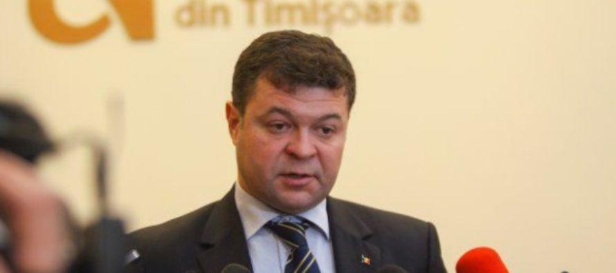Marilen Pirtea, rectorul UVT: Subfinantarea universitatilor din Timisoara, un instrument perfid prin care vestul tarii este discriminat