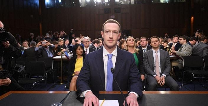 Mark Zuckerberg, audiat in Senatul SUA in scandalul Cambridge Analytica: A fost o eroare si imi pare rau. Eu am fondat Facebook si sunt responsabil pentru ce se intampla
