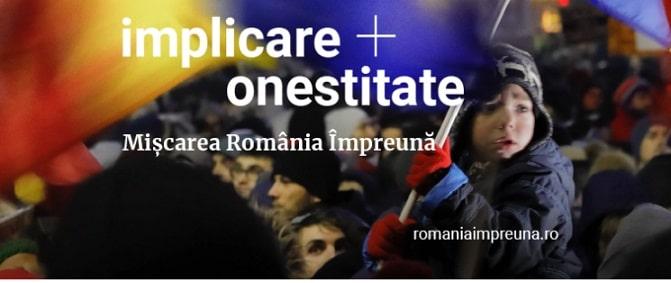 Tot mai multi romani se inscriu in partidul lui Ciolos - Miscarea Romania Impreuna