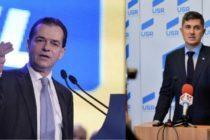 PNL si USR pregatesc o motiune de cenzura impotriva Guvernului Dancila: Premierul nu e altceva decat sluga lui Dragnea