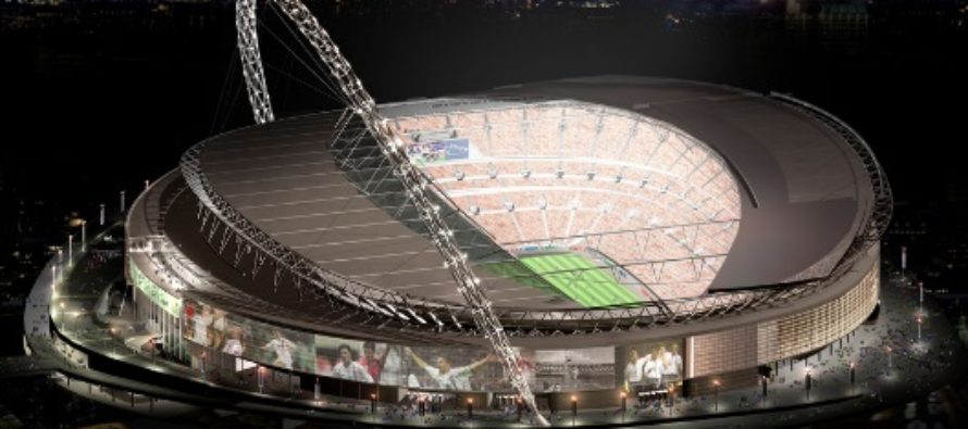 Stadionul Wembley, pe punctul de a fi vandut de Federatia engleza de fotbal. Cumparatorul, un miliardar american de origine pakistaneza