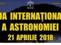 "Ziua Internationala a Astronomiei, marcata Observatorul Astronomic""Vasile Parvan"" din Barlad"