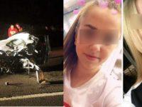 Accident la Nasturelu, Teleorman, trei fete au murit pe loc. Maria, Madalina si Maria erau din Zimnicea si moartea lor a socat intreaga comunitate