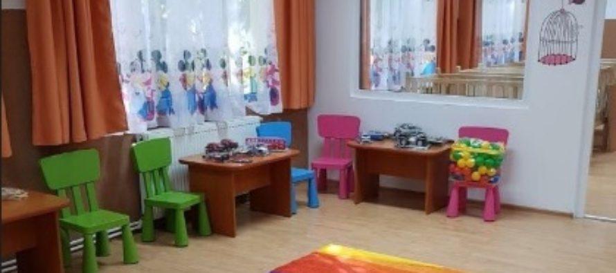 Start la inscriere in singura cresa din Romania unde copiii cu dizabilitati au programe moderne de recuperare