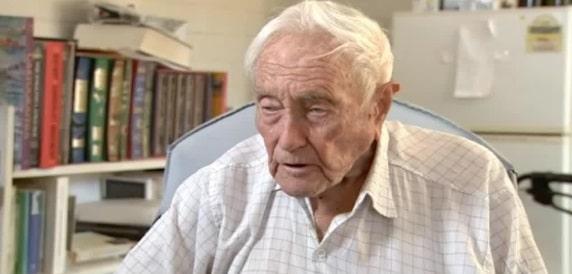 Omul de stiinta David Goodall va fi eutanasiat, joi, intr-o clinica din Elvetia: Oamenii ar trebui sa fie liberi sa aleaga momentul mortii