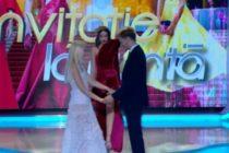 "GALA BRAVO AI STIL, 26 MAI 2018. Concurenta eliminata astazi in gala cu tema ""Invitatie la nunta"""