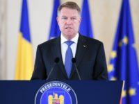 Presedintele Iohannis sustine ca nu a existat nicio discutie intre el si cancelarul german Angela Merkel referitor la Ambasada Romaniei din Israel