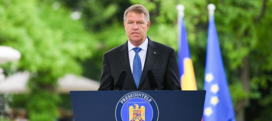 Presedintele Iohannis il convoaca pe ministrul de Externe la Palatul Cotroceni in scandalul mutarii ambasadei SUA la Ierusalim