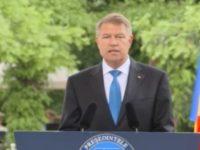 Klaus Iohannis va candida pentru un nou mandat de presedinte al Romaniei. Anuntul a fost facut la Sibiu