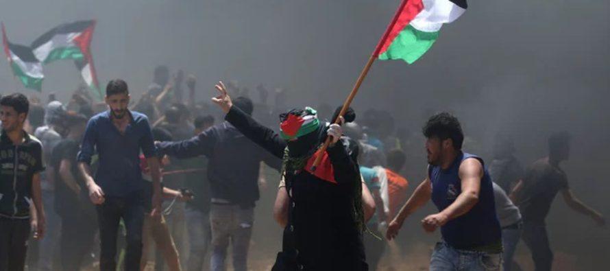 Mai multi palestinieni au fost impuscati mortal la frontiera dintre Israel si Fasia Gaza, in ziua in care este inaugurata ambasada SUA la Ierusalim