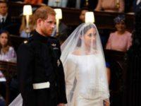 Nunta regala in Marea Britanie. Printul Harry si actrita americana Meghan Markle s-au casatorit la Castelul Windsor