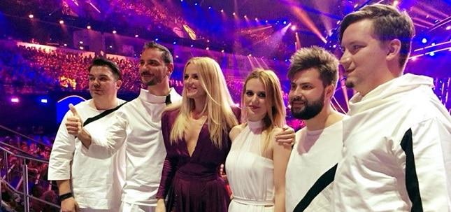Romania nu s-a calificat in finala Eurovision 2018. Rep. Moldova, Ungaria si Serbia se numara printre tarile care au trecut in etapa urmatoare