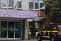 Toti cei 40 de medici de la Unitatea de Primiri Urgente a Spitalului Judetean Oradea au demisionat, in frunte cu seful sectiei, Hadrian Borcea