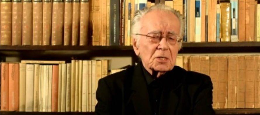Filosoful Mihai Sora se recupereaza la Spitalul Elias, dupa operatia suferita joi din cauza unor probleme la colecist