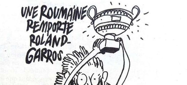 Jurnalist Courrier International: Caricatura celor de la Charlie Hebdo inteapa prejudecatile, nu pe Simona sau pe romani