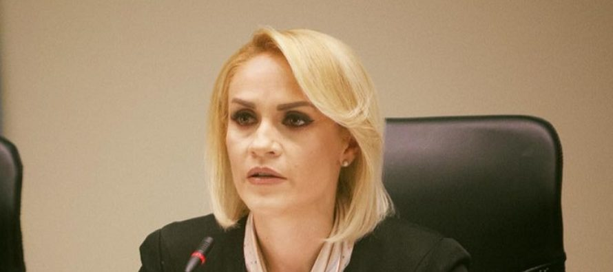 Gabriela Firea nu exclude o candidatura la prezidentiale: Acolo unde va merge Liviu Dragnea, avand in vedere ca imi face viata imposibila la Bucuresti, voi merge si eu
