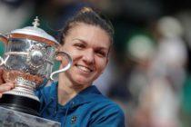 Simona Halep a castigat turneul de la Roland Garros. Titlul Simonei vine la 45 de ani dupa ce Ilie Nastase a castigat turneul de la Paris