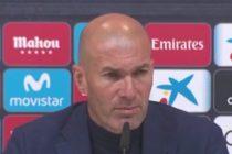 Zinedine Zidane pleaca de la Real Madrid, la cateva zile dupa ce a castigat pentru a treia oara la rand Champions League