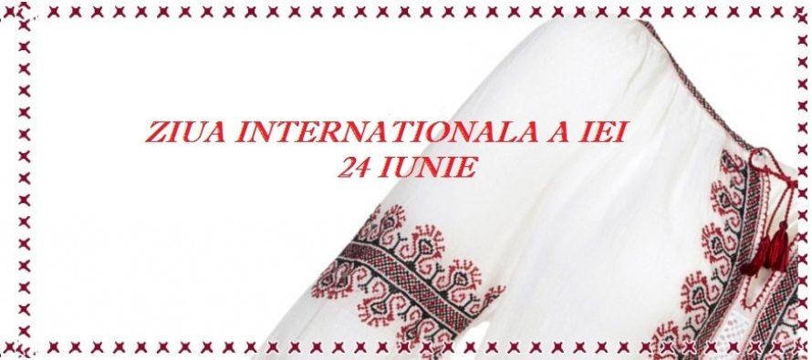 Ziua Internationala a Iei, sarbatorita pe 24 Iunie in comunitati din peste 100 de orase din 48 de tari
