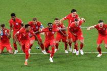 Anglia s-a calificat in sferturile de finala ale Cupei Mondiale din Rusia, dupa ce a invins Columbia la lovituri de 11 metri
