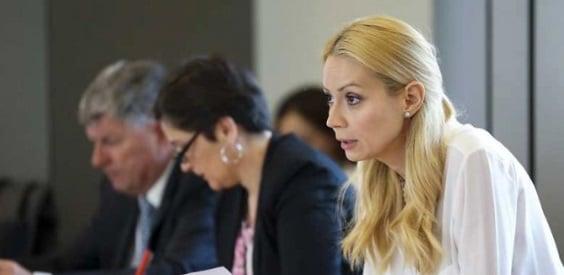Daciana Sarbu a anuntat ca demisioneaza din PSD, urmand a activa in Parlamentul European ca independent