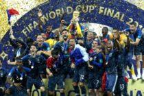 Franta a castigat Cupa Mondiala la fotbal pentru a doua oara in istoria sa, dupa ce a invins Croatia