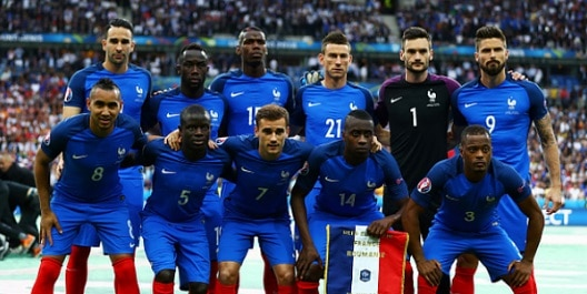 FRANTA - BELGIA, prima semifinala a Cupei Mondiale de fotbal din Rusia. Emmanuel Macron va asista la meci