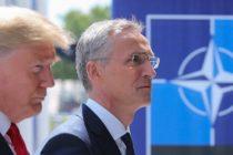 Trump a anulat toate intalnirile programate pentru joi la Bruxelles, inclusiv cea cu Iohannis