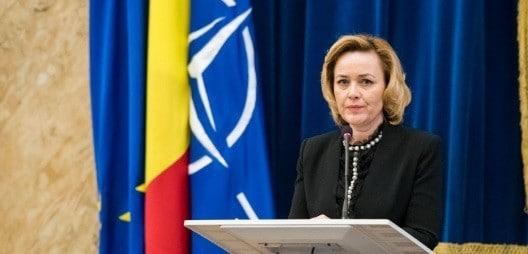 Ministrul Carmen Dan la sedinta Comisiei de Aparare: Zece jandarmi, posibili autori ai unor fapte penale. Ancheta continua