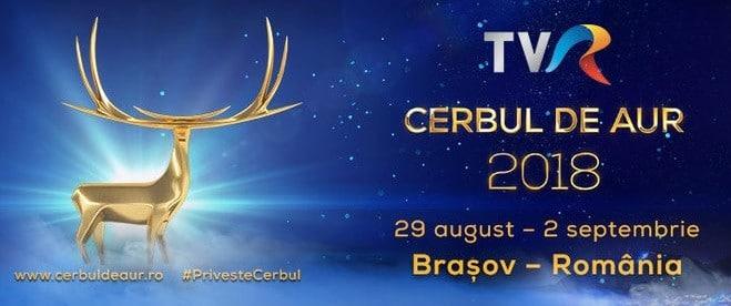 Cerbul de Aur, cel mai mare concurs de interpretare din Romania, revine dupa 10 ani. Festivalul va fi prezentat de Iulia Vantur