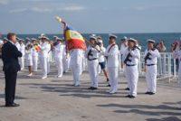 Ziua Marinei, organizata cu fast in fata a mii de turisti la Constanta. Iohannis: Cei care gandesc si simt romaneste trebuie sa faca tot posibilul pentru o Romanie mai buna