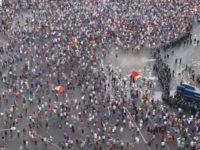 Cine au fost provocatorii de la protestul diasporei din Piata Victoriei, soldat cu sute de raniti