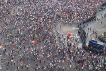 Generalul francez Bertrand Cavallier, la Comisia parlamentara care ancheteaza intervenţia jandarmilor din 10 august: As fi evacuat Piata Victoriei de la primele semne de agresivitate ale protestatarilor