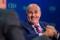 """Scrisoarea lui Giuliani pentru Romania face valuri in SUA. Sapte senatori americani sustin ca Giuliani a """"desfasurat o serie de activitati in numele unor entitati straine"""""""