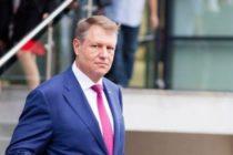Iohannis se declara multumit de felul in care Romania pregateste preluarea presedintiei Consiliului UE: Lucrurile se misca in domeniul pregatirii practice si logistice