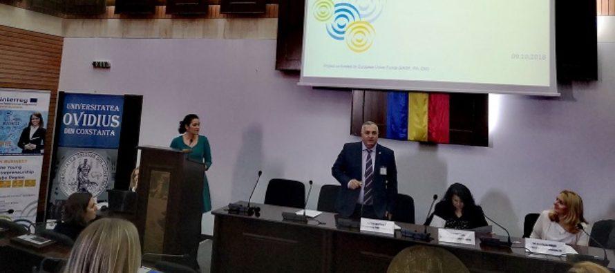 """Femeile de afaceri s-au reunit la Constanta la evenimentul """"Transnational Learning"""". Iulian Groposila: Creativitatea si potentialul antreprenorial al femeilor reprezinta o sursa de crestere economica"""