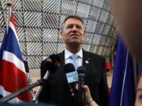 Prezentarea Theresei May de la Bruxelles si dezbaterea de dupa au fost ratate de presedintele Klaus Iohannis
