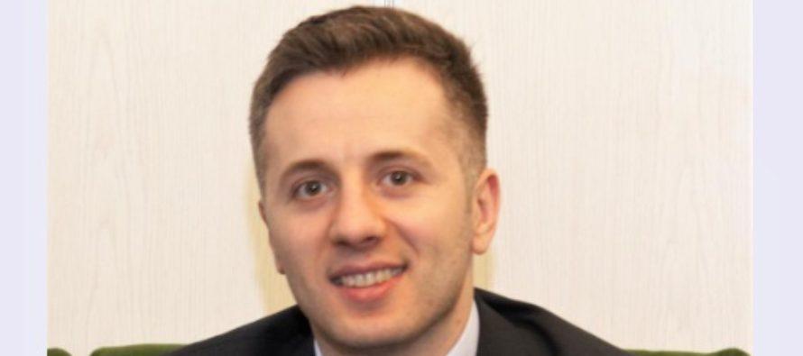 Ionut Constandache, fost treasury sales dealer la OTP Bank Romania, a parasit sistemul bancar traditional pentru a se alatura companiei britanice Ebury
