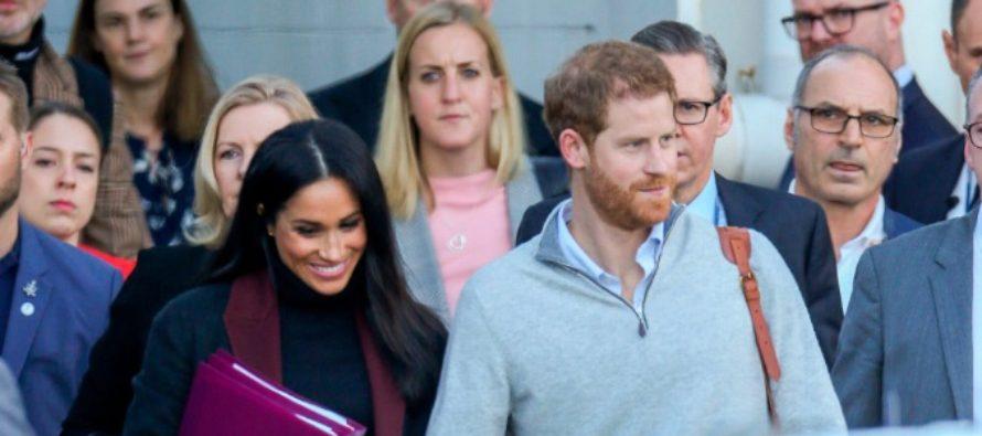 Meghan Markle este insarcinata cu primul copil, a anuntat familia regala din Marea Britanie