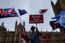 Protest de amploare la Londra impotriva Brexitului: Intrebati-ne inca o data, vrem un nou referendum