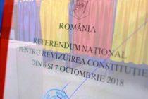 Referendumul pentru redefinirea familiei in Constitutiei nu indeplineste conditiile de validare. Prezenta totala la vot a fost de 20,41%