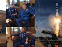 Motoarele rachetei Soyuz MS-10 s-au oprit dupa decolare, echipajul a aterizat de urgenta si este in stare buna