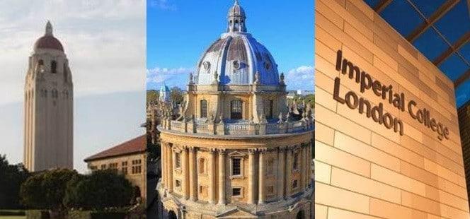 Topul celor mai inovative universitati din lume. Singurele universitati europene care reusesc sa sparga dominatia SUA din top 10 sunt din Belgia si Marea Britanie