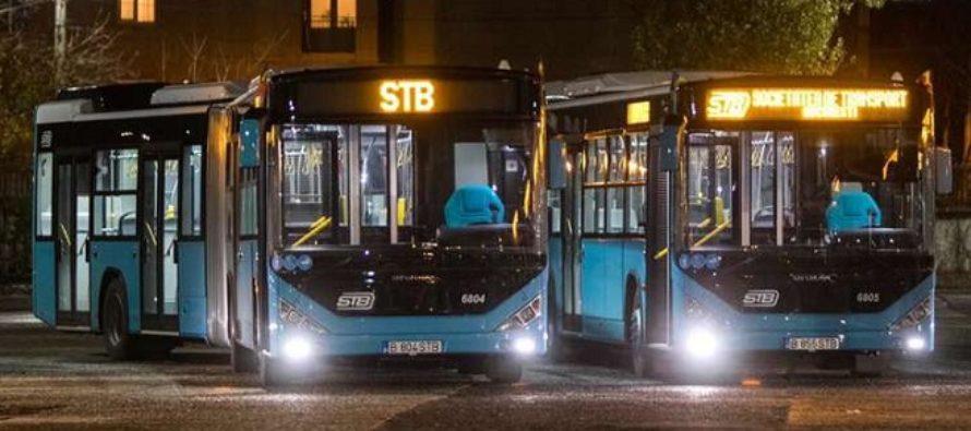 Pe 1 Decembrie intra in functiune in Bucuresti primele autobuze noi, dotate cu aer conditionat, sistem de taxare inteligent, internet si prize USB